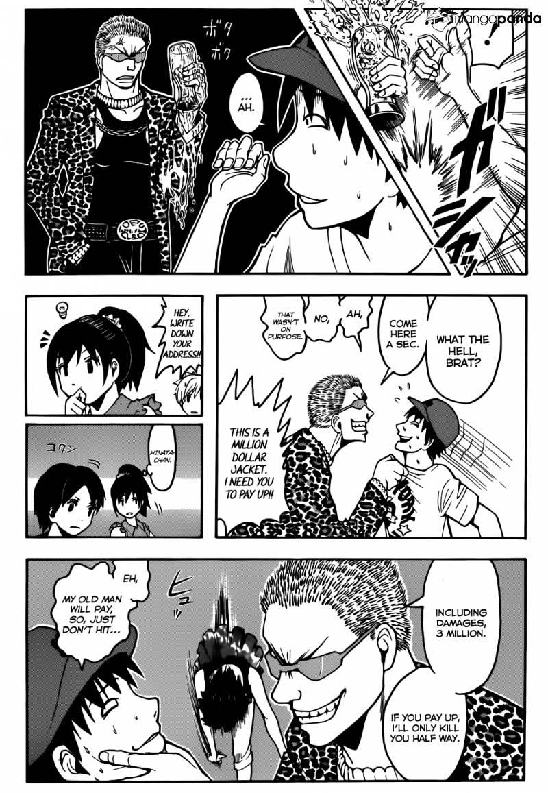 Ansatsu Kyoushitsu Chapter 66  Online Free Manga Read Image 15