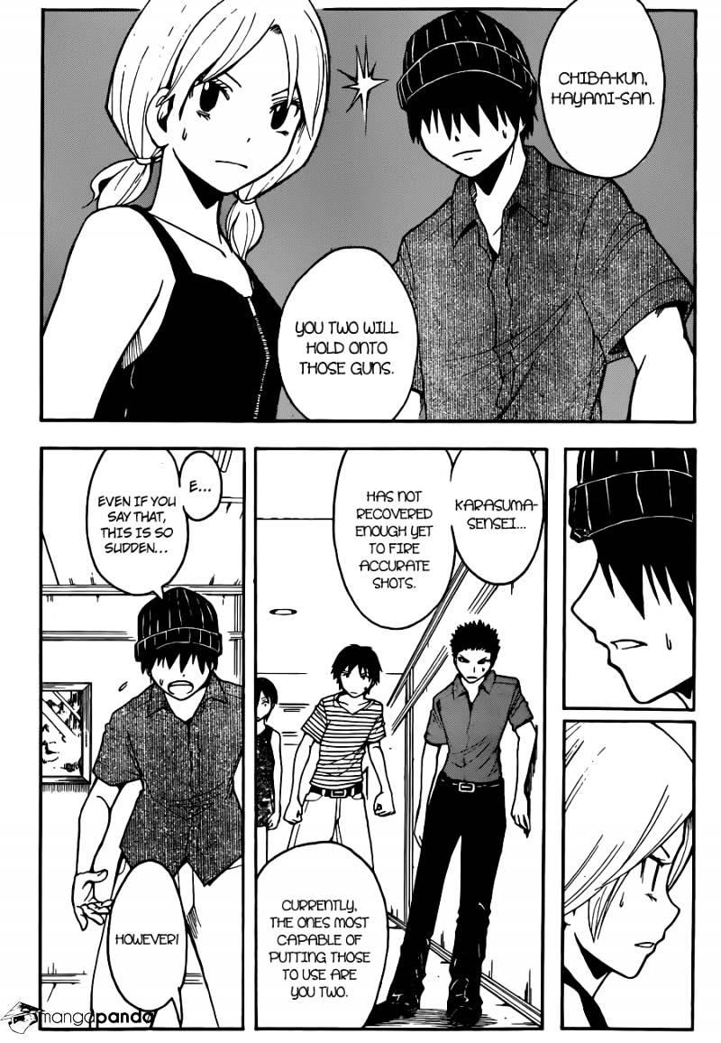 Ansatsu Kyoushitsu Chapter 67  Online Free Manga Read Image 11