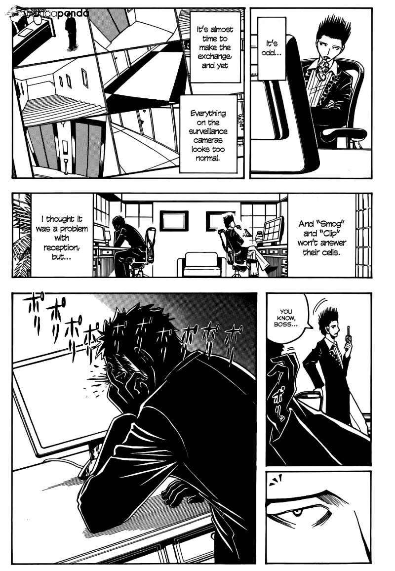 Ansatsu Kyoushitsu Chapter 67  Online Free Manga Read Image 14