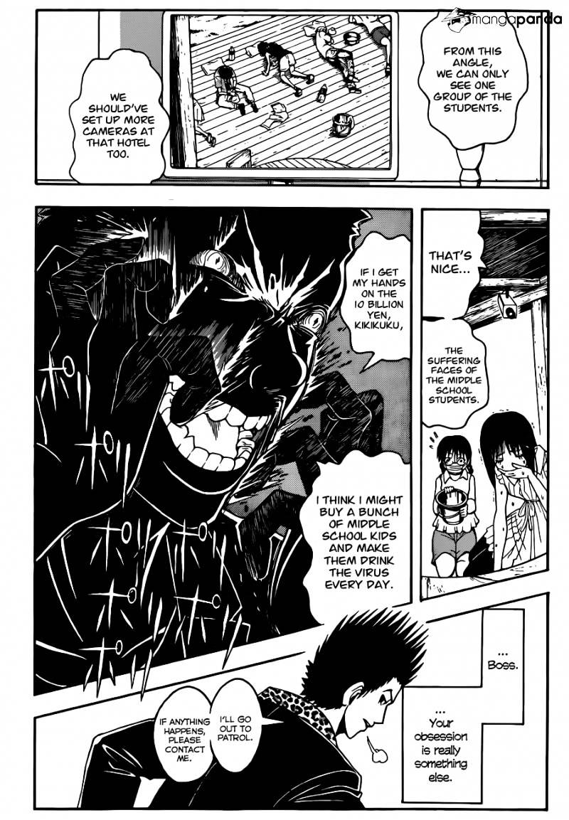 Ansatsu Kyoushitsu Chapter 67  Online Free Manga Read Image 15