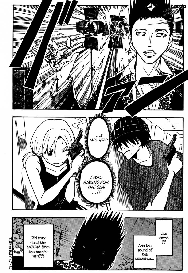 Ansatsu Kyoushitsu Chapter 67  Online Free Manga Read Image 19
