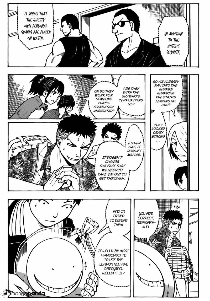 Ansatsu Kyoushitsu Chapter 67  Online Free Manga Read Image 4