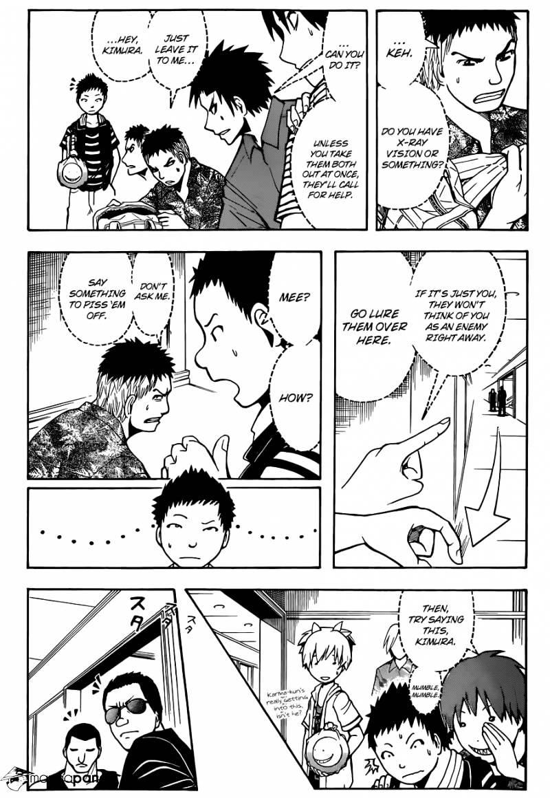 Ansatsu Kyoushitsu Chapter 67  Online Free Manga Read Image 5