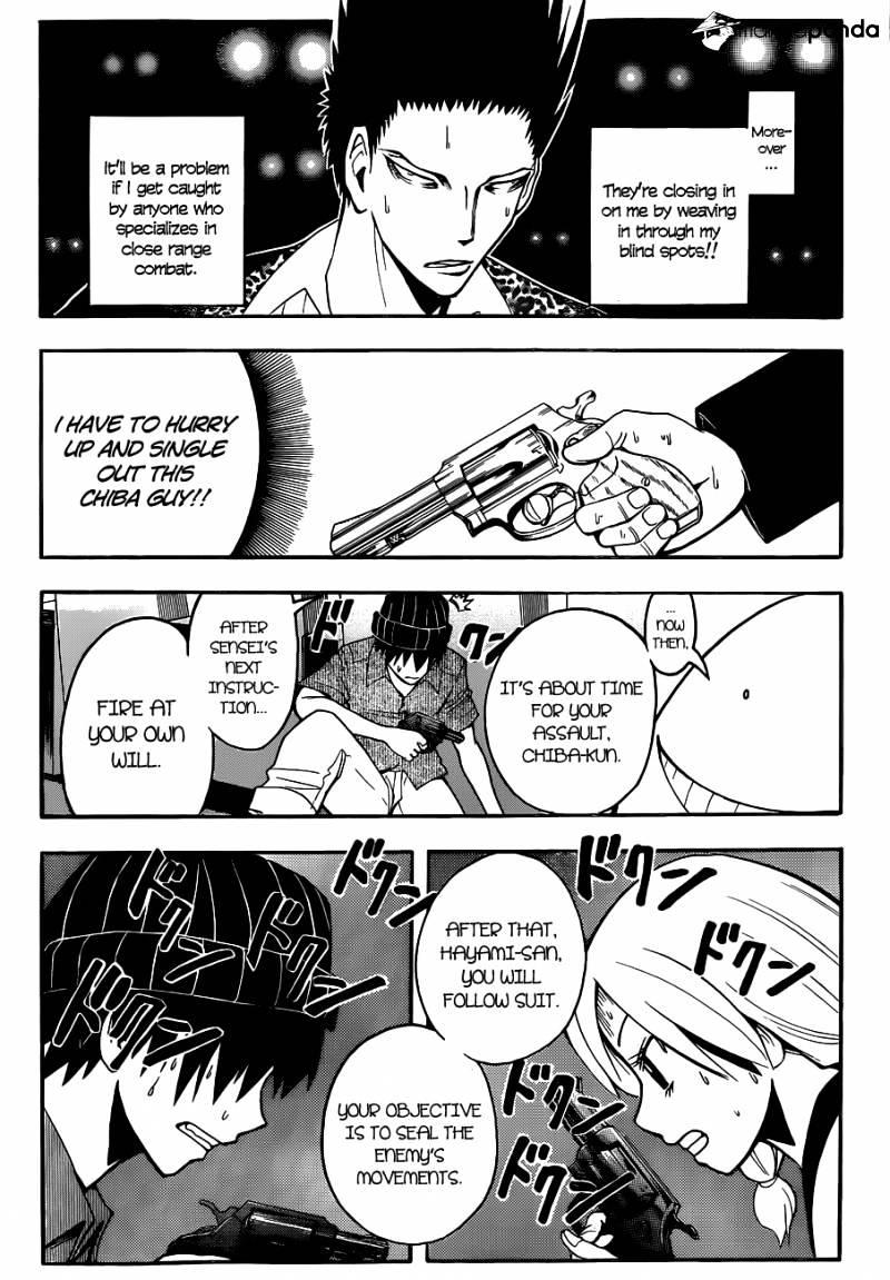 Ansatsu Kyoushitsu Chapter 68  Online Free Manga Read Image 10