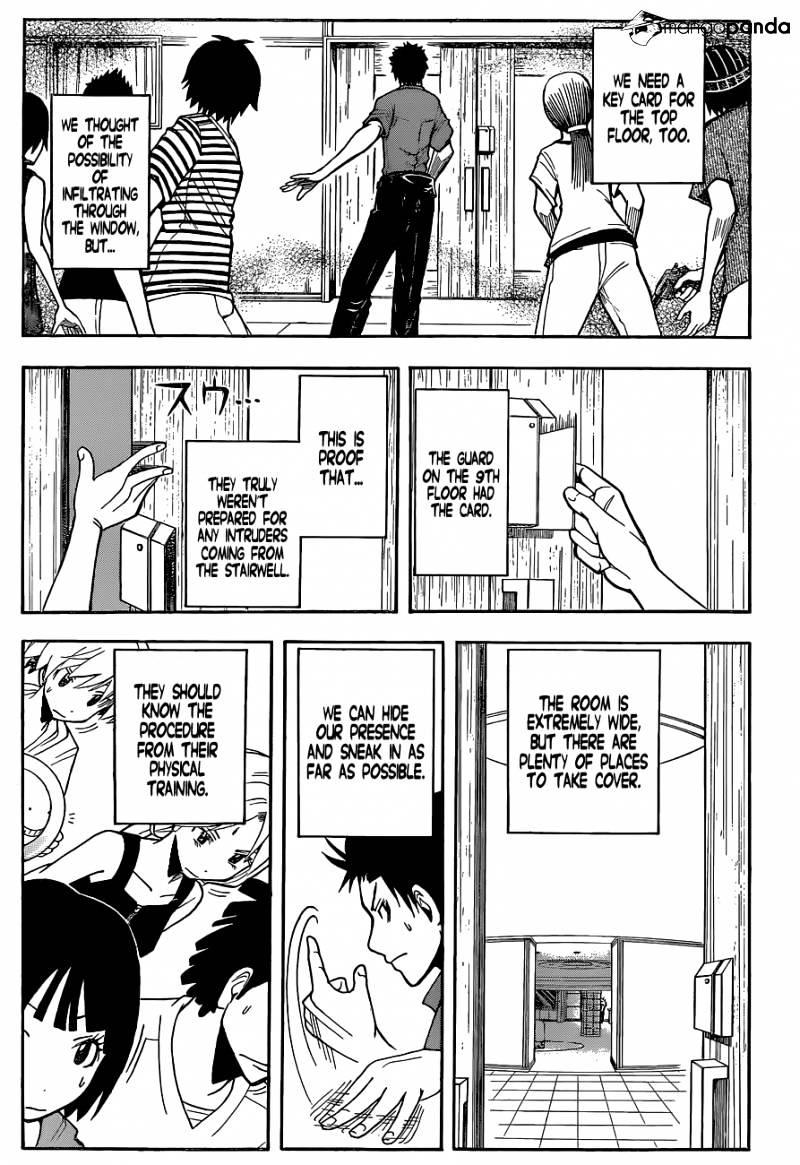 Ansatsu Kyoushitsu Chapter 69  Online Free Manga Read Image 10