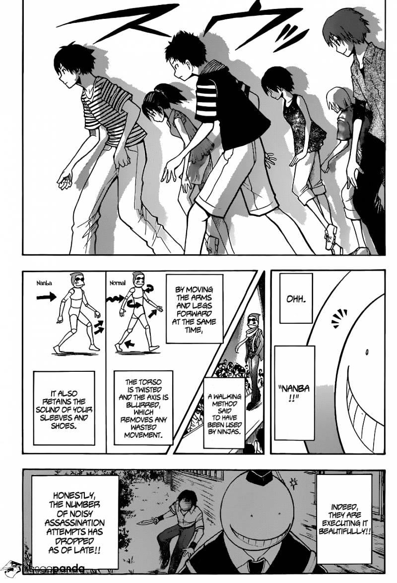 Ansatsu Kyoushitsu Chapter 69  Online Free Manga Read Image 11