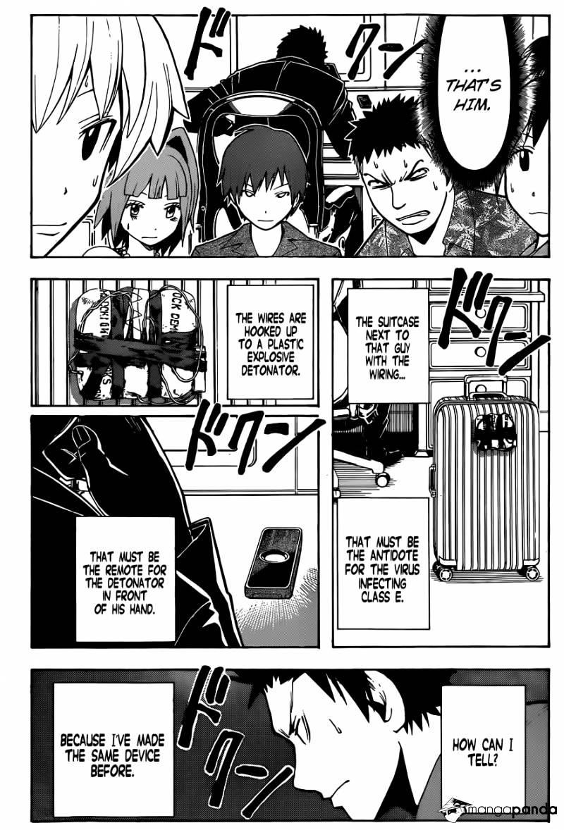 Ansatsu Kyoushitsu Chapter 69  Online Free Manga Read Image 13