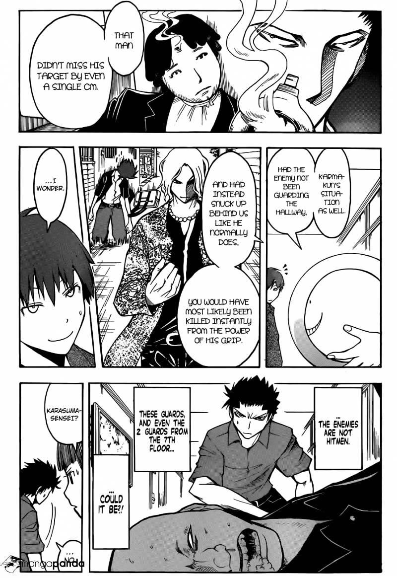 Ansatsu Kyoushitsu Chapter 69  Online Free Manga Read Image 6
