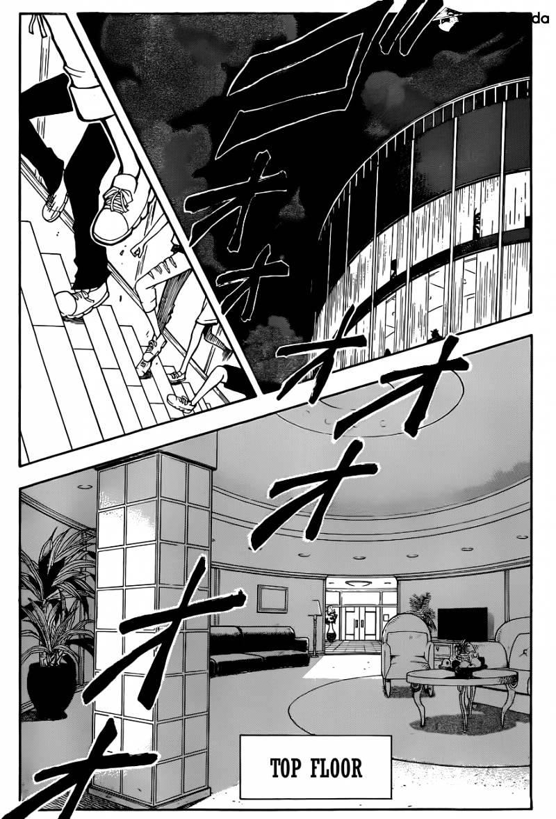 Ansatsu Kyoushitsu Chapter 69  Online Free Manga Read Image 9