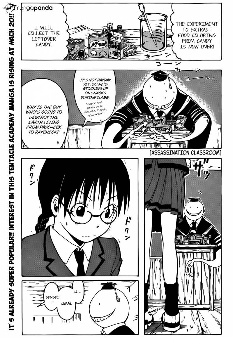 Ansatsu Kyoushitsu Chapter 7  Online Free Manga Read Image 2