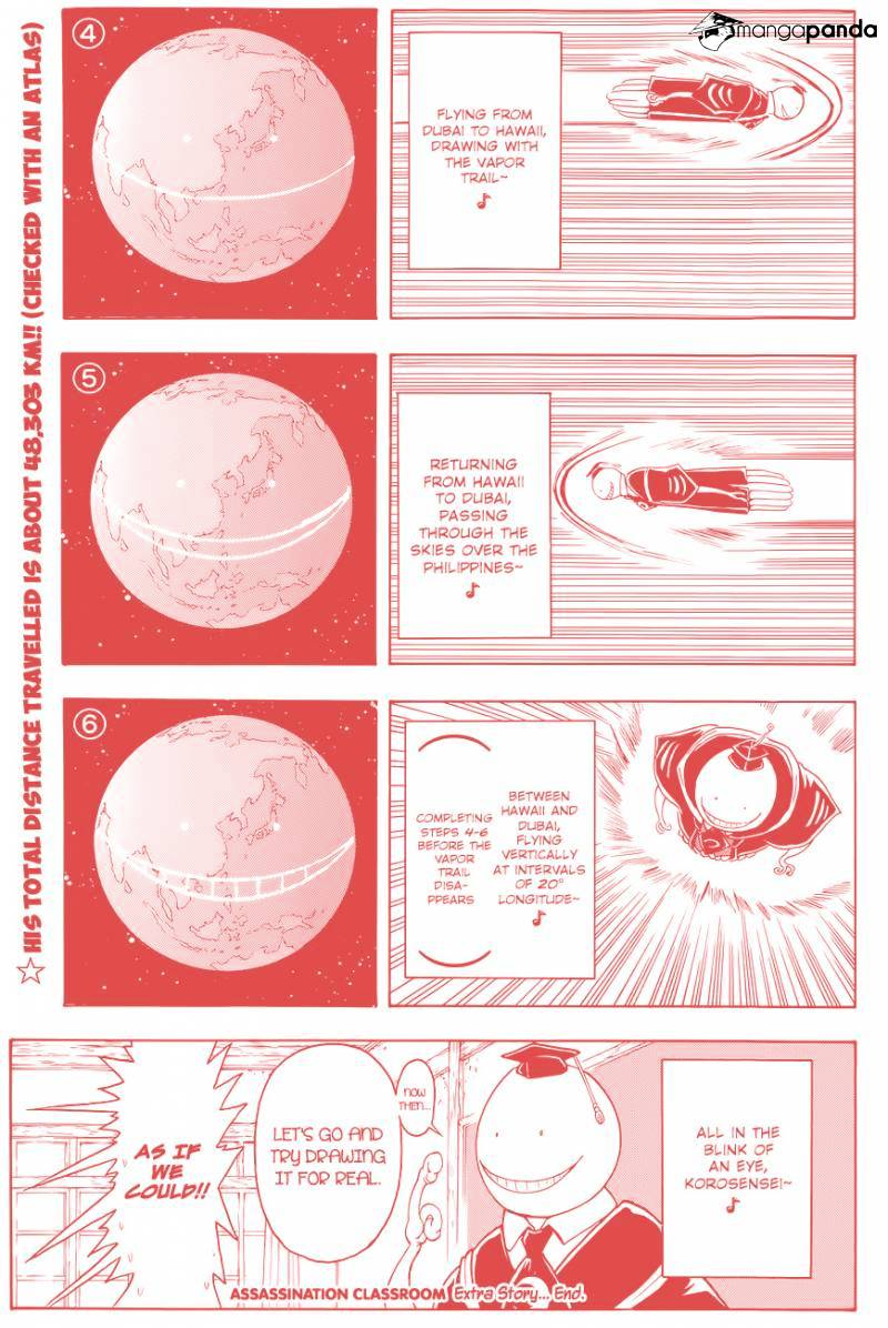 Ansatsu Kyoushitsu Chapter 7  Online Free Manga Read Image 24