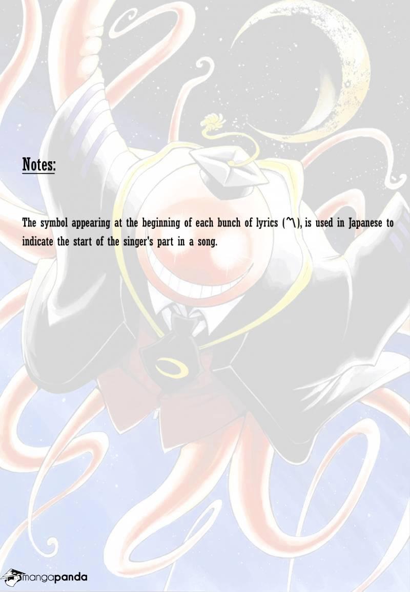 Ansatsu Kyoushitsu Chapter 7  Online Free Manga Read Image 25