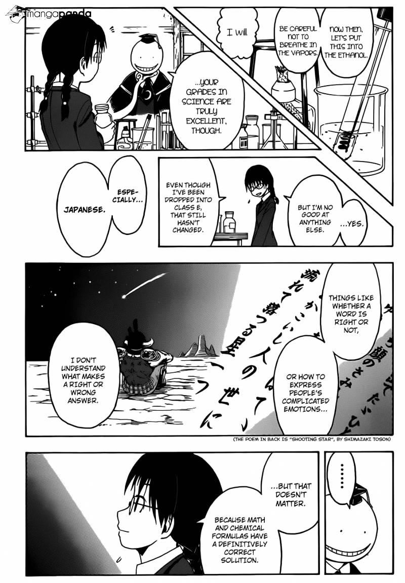 Ansatsu Kyoushitsu Chapter 7  Online Free Manga Read Image 9