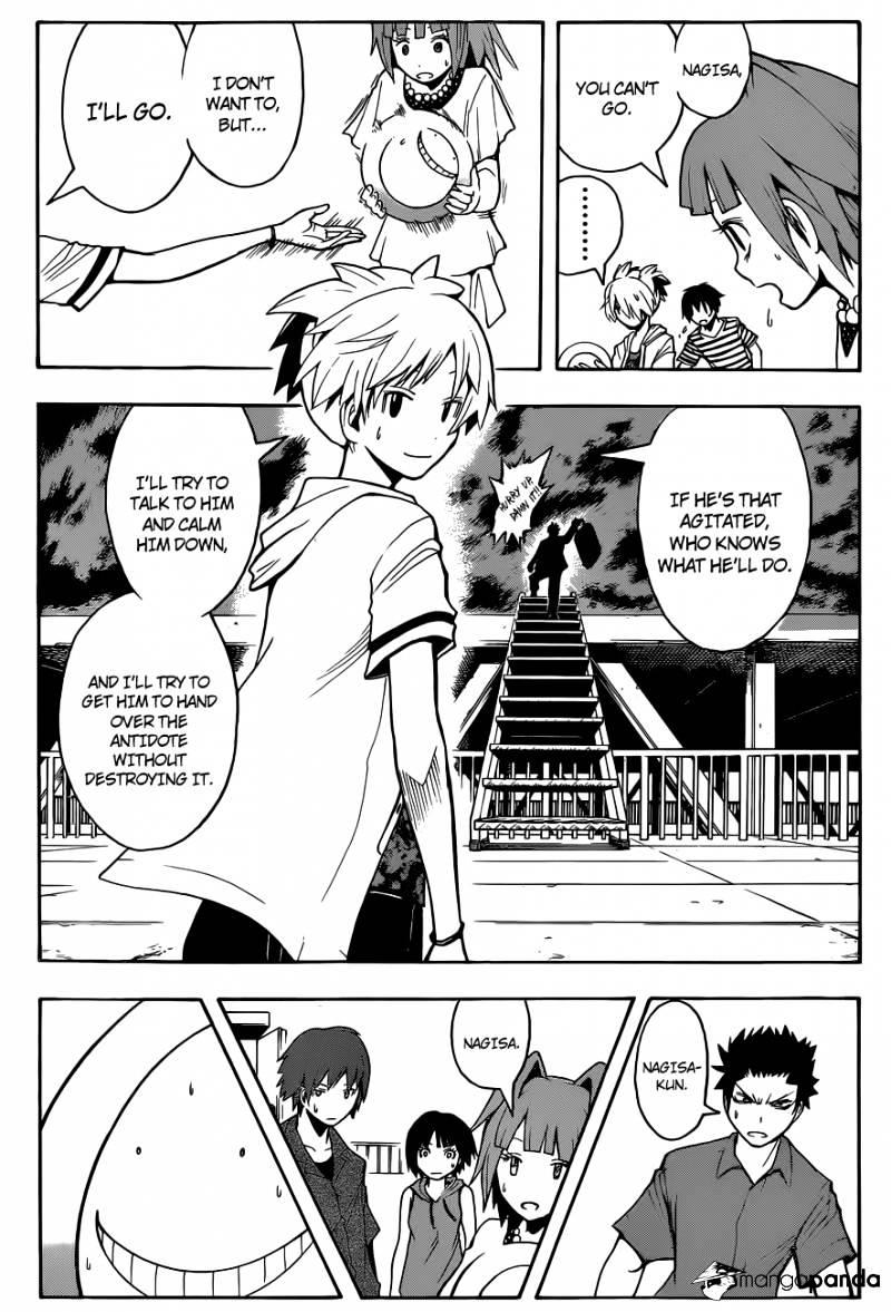 Ansatsu Kyoushitsu Chapter 70  Online Free Manga Read Image 10