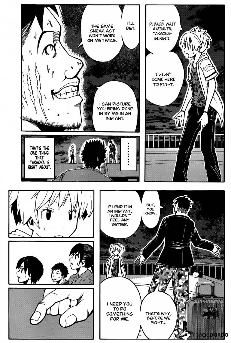 Ansatsu Kyoushitsu Chapter 70  Online Free Manga Read Image 12