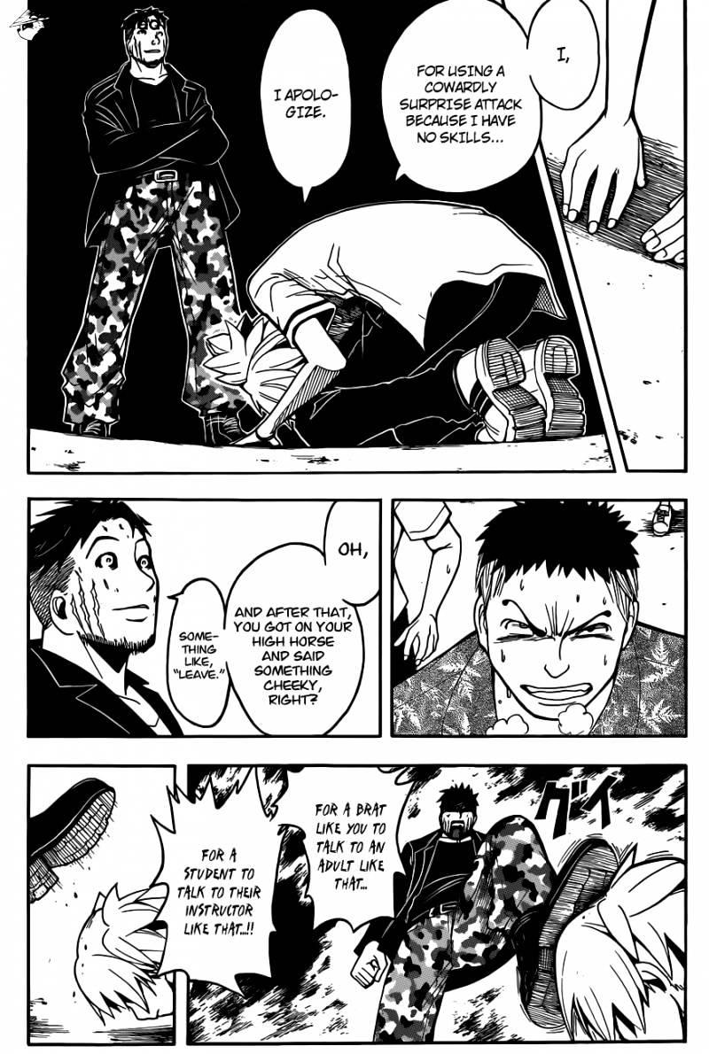 Ansatsu Kyoushitsu Chapter 70  Online Free Manga Read Image 14