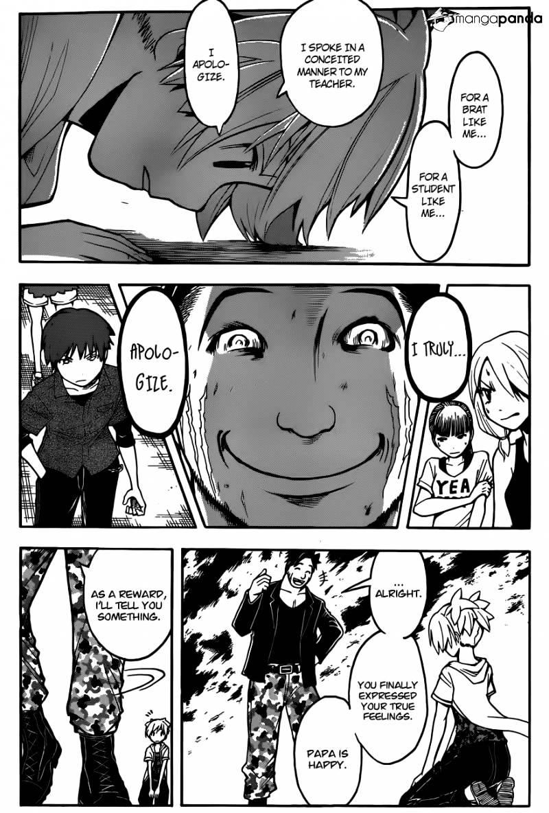 Ansatsu Kyoushitsu Chapter 70  Online Free Manga Read Image 15