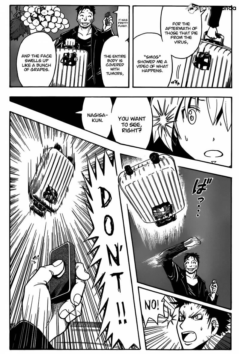 Ansatsu Kyoushitsu Chapter 70  Online Free Manga Read Image 16