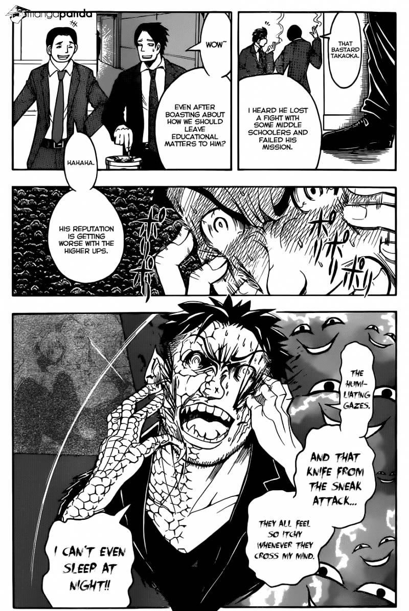 Ansatsu Kyoushitsu Chapter 70  Online Free Manga Read Image 7