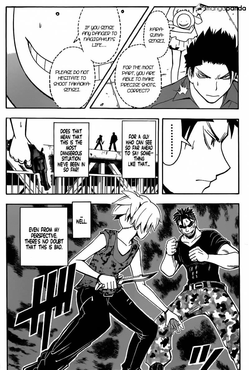 Ansatsu Kyoushitsu Chapter 71  Online Free Manga Read Image 10