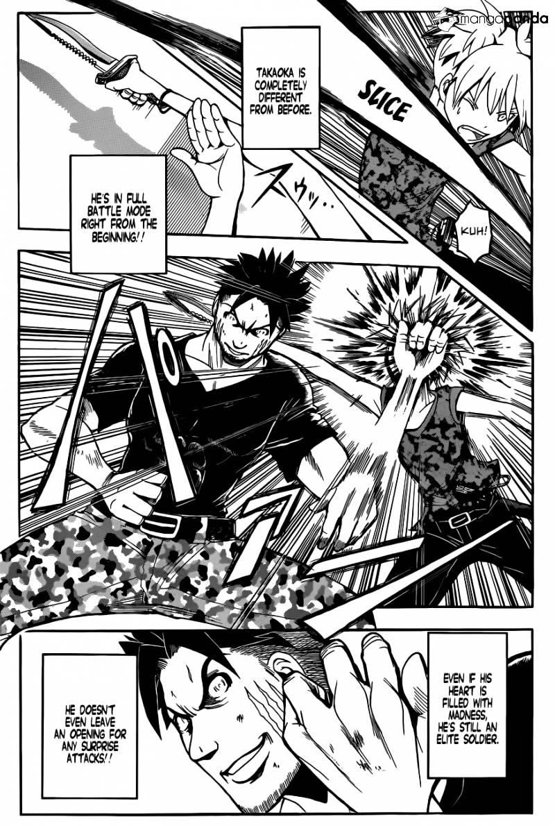 Ansatsu Kyoushitsu Chapter 71  Online Free Manga Read Image 13