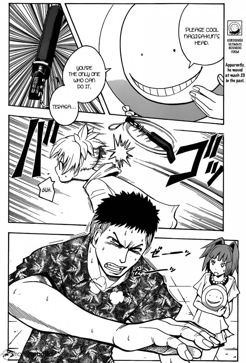 Ansatsu Kyoushitsu Chapter 71  Online Free Manga Read Image 3