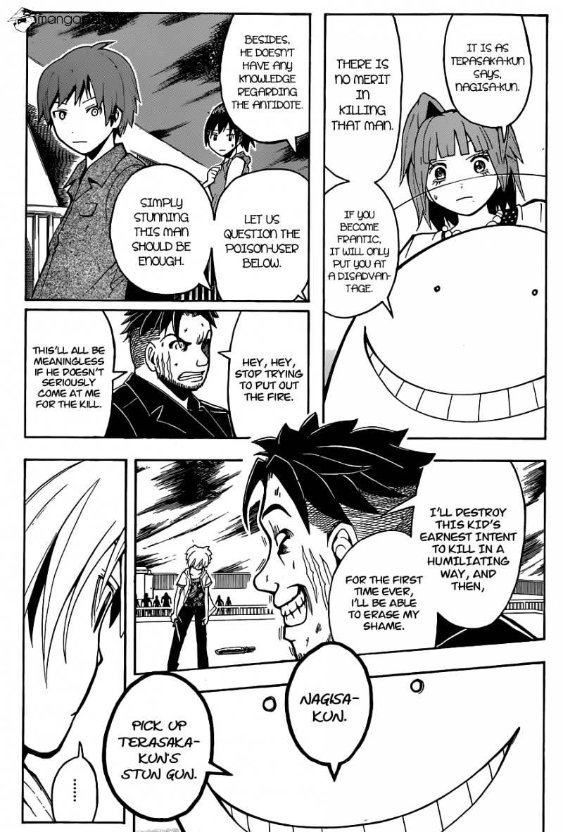 Ansatsu Kyoushitsu Chapter 71  Online Free Manga Read Image 5