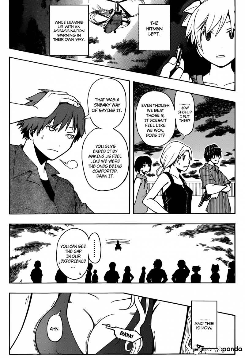 Ansatsu Kyoushitsu Chapter 73  Online Free Manga Read Image 11