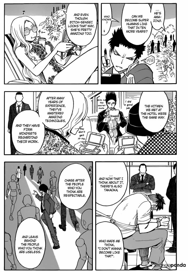 Ansatsu Kyoushitsu Chapter 73  Online Free Manga Read Image 16