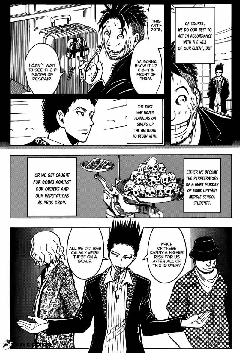 Ansatsu Kyoushitsu Chapter 73  Online Free Manga Read Image 7