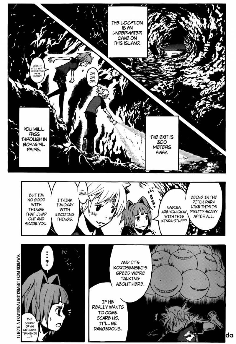 Ansatsu Kyoushitsu Chapter 74  Online Free Manga Read Image 4