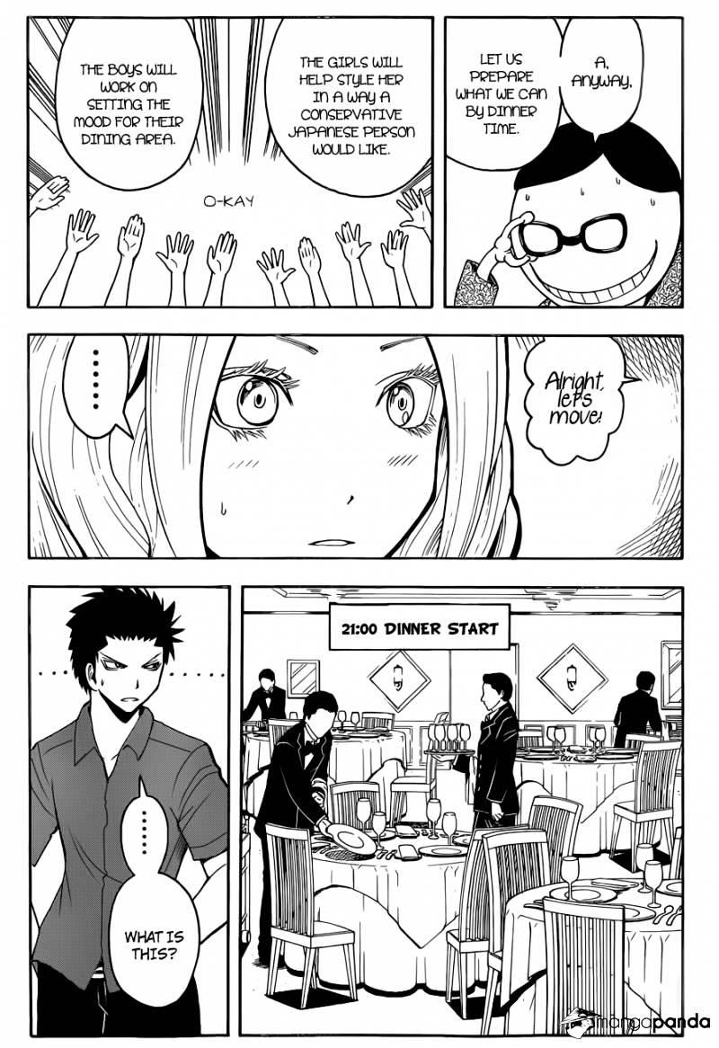 Ansatsu Kyoushitsu Chapter 75  Online Free Manga Read Image 11
