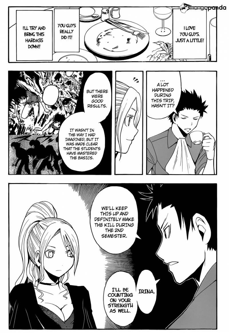 Ansatsu Kyoushitsu Chapter 75  Online Free Manga Read Image 15