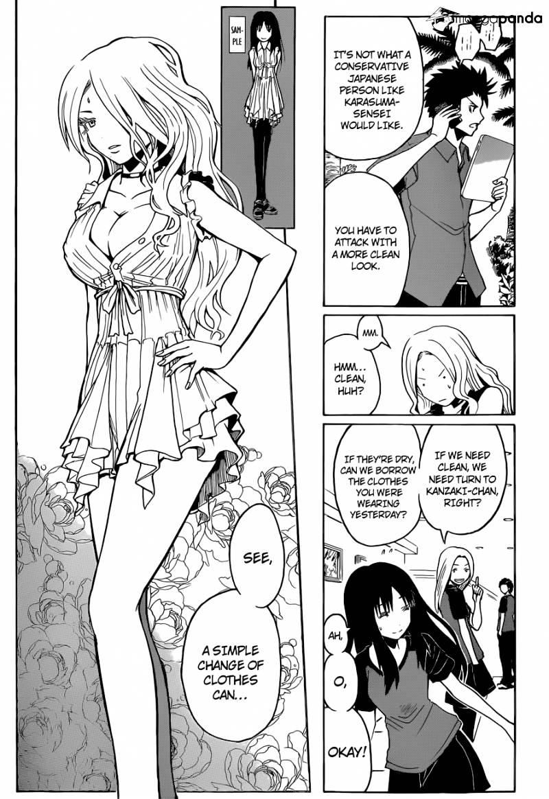 Ansatsu Kyoushitsu Chapter 75  Online Free Manga Read Image 7