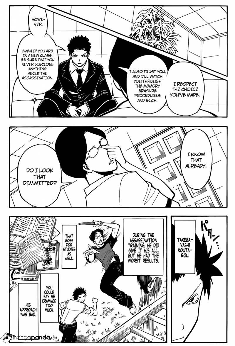 Ansatsu Kyoushitsu Chapter 77  Online Free Manga Read Image 10