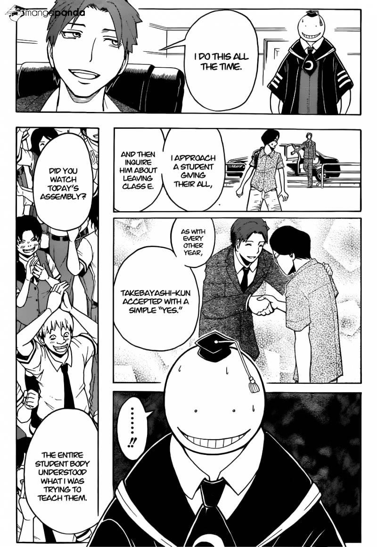 Ansatsu Kyoushitsu Chapter 77  Online Free Manga Read Image 12