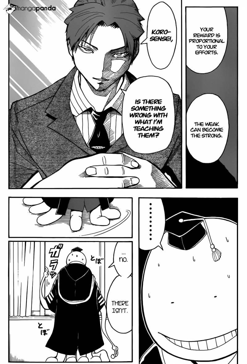 Ansatsu Kyoushitsu Chapter 77  Online Free Manga Read Image 13