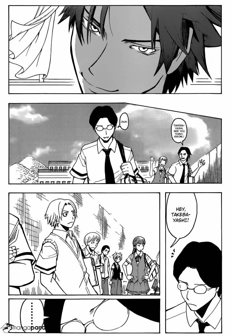 Ansatsu Kyoushitsu Chapter 77  Online Free Manga Read Image 14