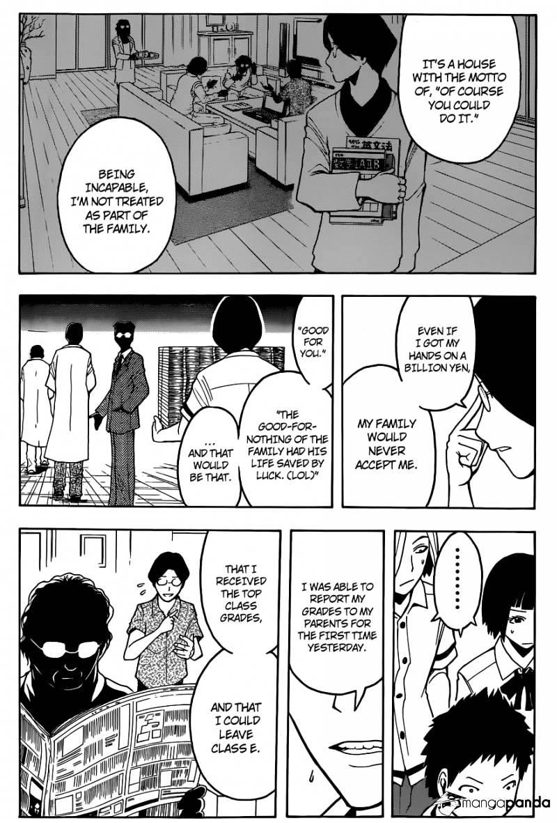 Ansatsu Kyoushitsu Chapter 77  Online Free Manga Read Image 17