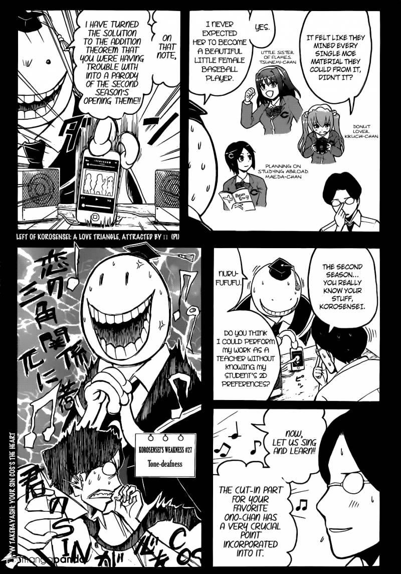 Ansatsu Kyoushitsu Chapter 78  Online Free Manga Read Image 10