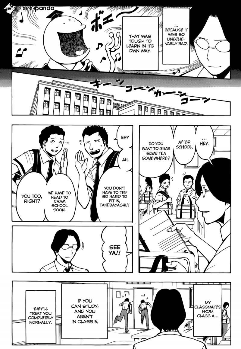 Ansatsu Kyoushitsu Chapter 78  Online Free Manga Read Image 11