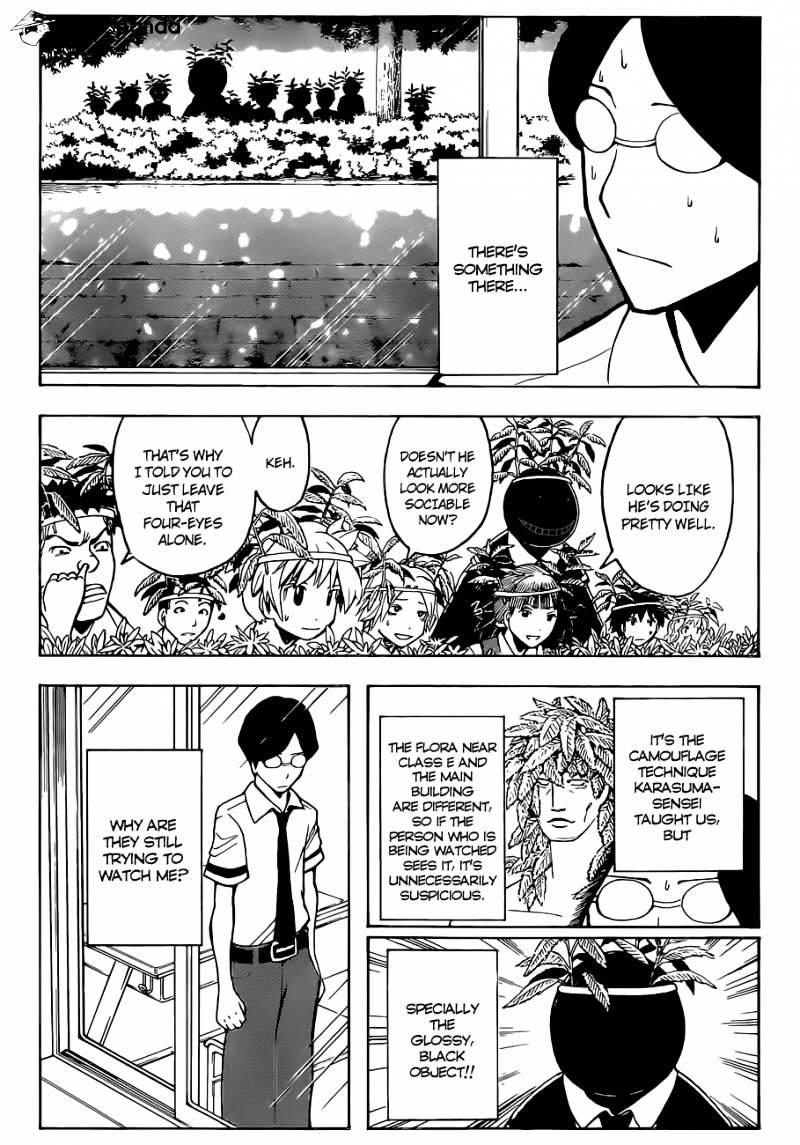 Ansatsu Kyoushitsu Chapter 78  Online Free Manga Read Image 14
