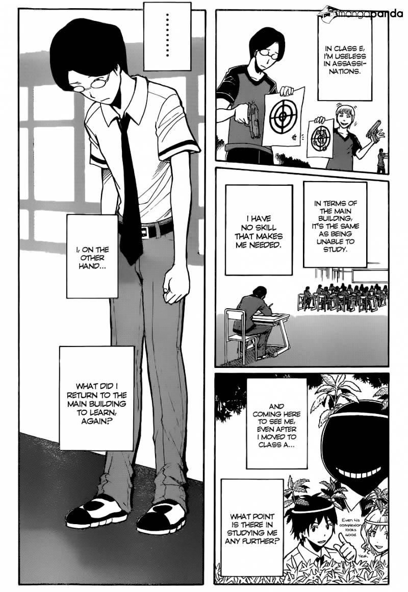 Ansatsu Kyoushitsu Chapter 78  Online Free Manga Read Image 15