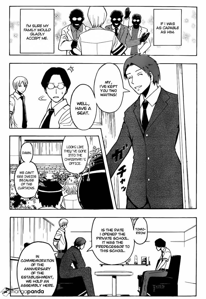 Ansatsu Kyoushitsu Chapter 78  Online Free Manga Read Image 18