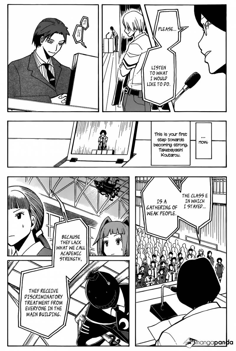 Ansatsu Kyoushitsu Chapter 79  Online Free Manga Read Image 11