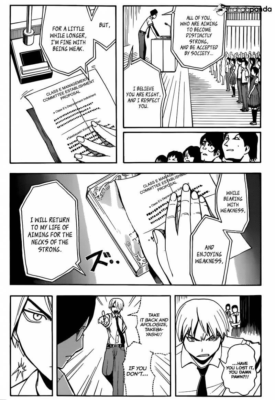 Ansatsu Kyoushitsu Chapter 79  Online Free Manga Read Image 14
