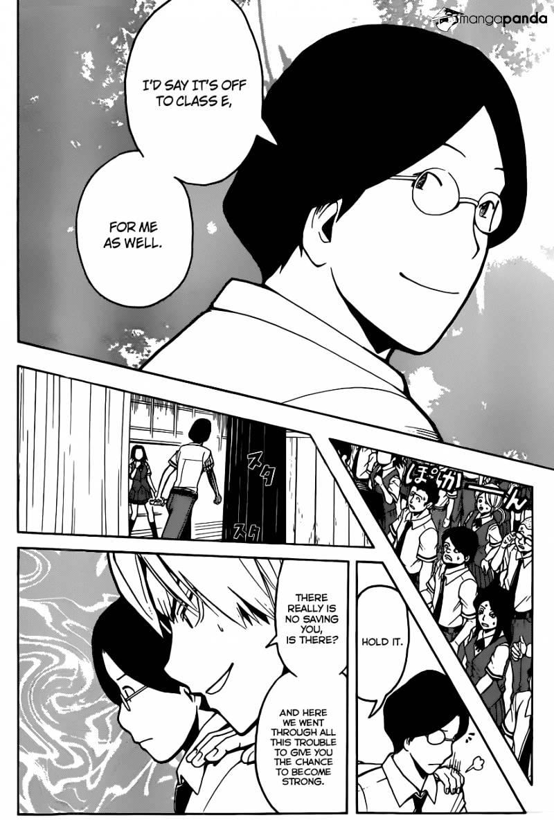 Ansatsu Kyoushitsu Chapter 79  Online Free Manga Read Image 17