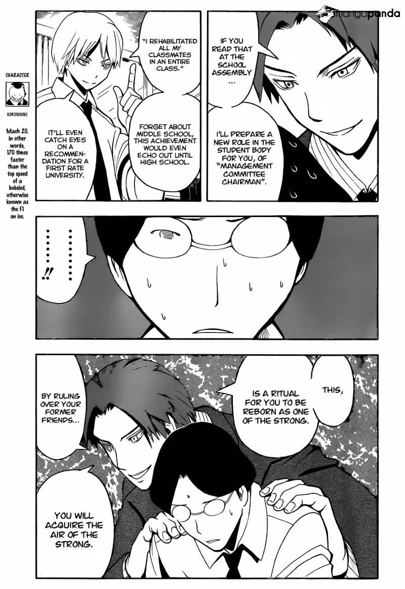 Ansatsu Kyoushitsu Chapter 79  Online Free Manga Read Image 4