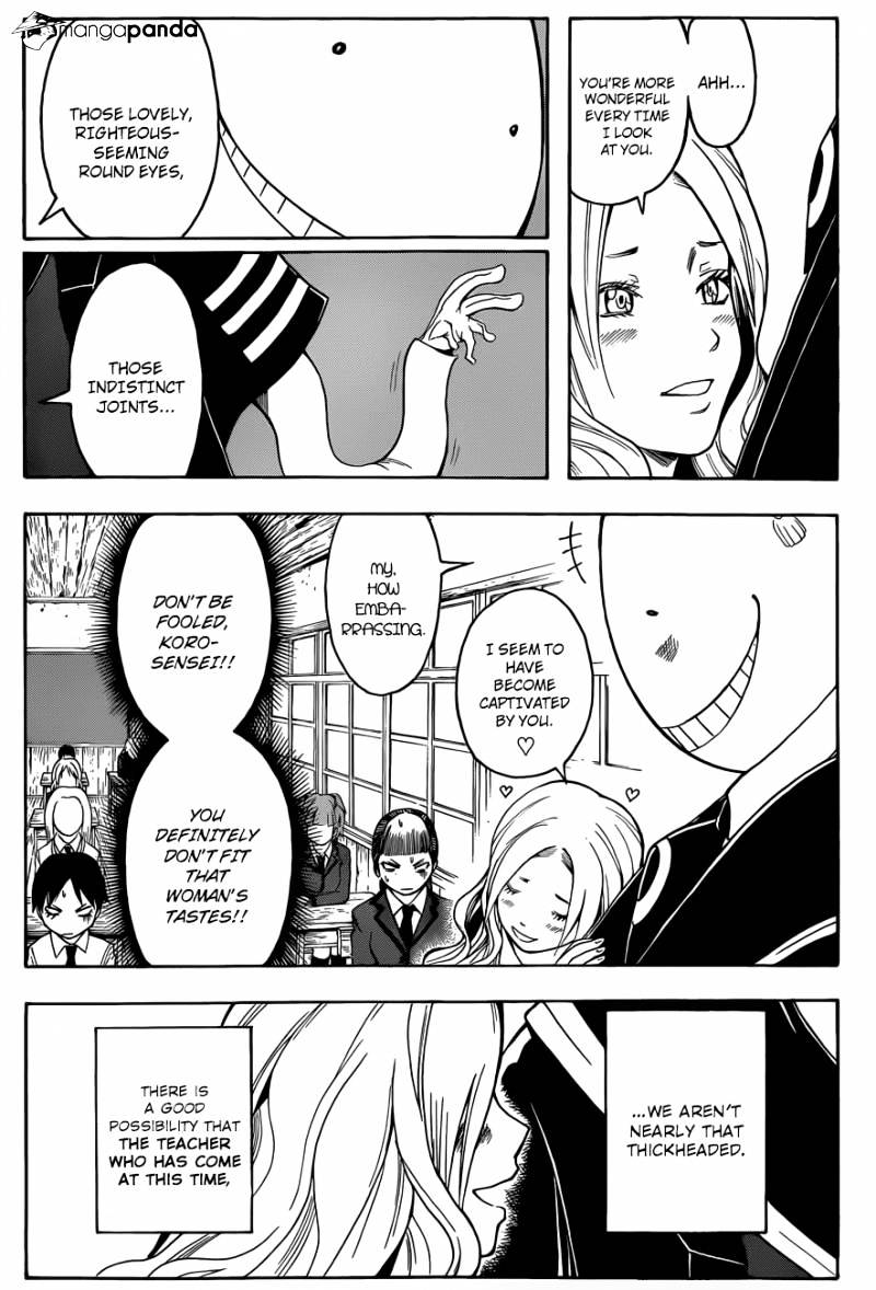 Ansatsu Kyoushitsu Chapter 8  Online Free Manga Read Image 10