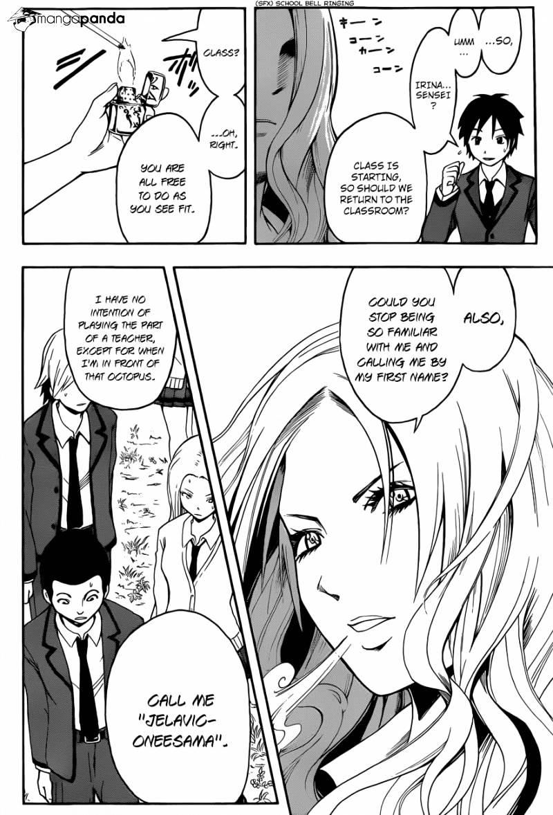 Ansatsu Kyoushitsu Chapter 8  Online Free Manga Read Image 15